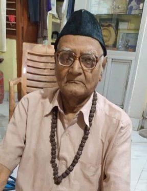 Sahityakar Harishankar Srivastav Shalabh