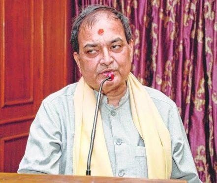 Acharya Kishore Kunal former IPS