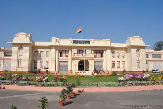 Vidhan Sabha Corona Control Room.