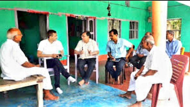 Dr.Madhepuri and DM Sohail