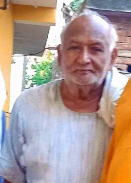 Rameshwar Babu former MLA