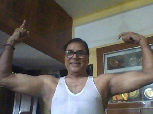Dr.Bhupendra Madhepuri fitness and workout