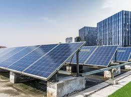 solar panel on govt buildings in Bihar