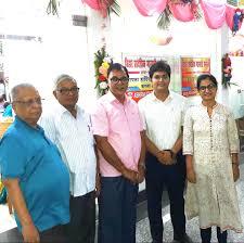 Dr.Bhupendra Madhepuri and Nitesh Jain IAS.